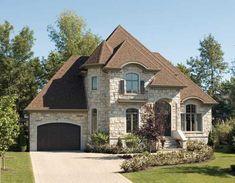 104 best European Home Plans images on Pinterest | Dream home plans ...