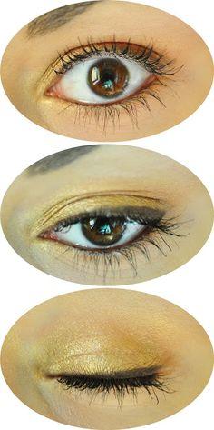 #makeup #me #girl #polishgirl #gold #sigma @sigma_beauty #eyeshadowbase
