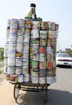 12 Crazy Logistic Examples - Uphaa.com