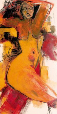 Isabella Moog (b 1964, Germany) - Sinnlich Poster