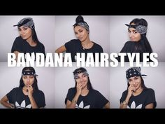 Trendy ideas for motorcycle hairstyles with bandana for women idee alla moda per acconciature da moto con bandana da donna Bandana Hairstyles For Long Hair, Bobby Pin Hairstyles, Headband Hairstyles, Hair Scarf Styles, Bandana Styles, Curly Hair Styles, Pia Mia, Comment Porter Un Bandana, How To Tie Bandana