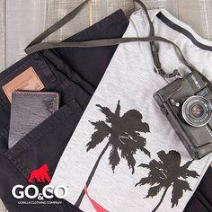 ¡Inicia Colombiamoda! Visita esta feria con el mejor estilo y siendo tú mismo, algo que puedes tener con #LaMarcaDelGorila Ingresa a nuestra tienda online www.gococlothing.com y explora todos nuestras opciones y diseños.  #BeGoCo #Casualwear #Style #MenCollection #menstyleguide #polos #mensfashion #mensclothing #stylegram #fashiongram #algodón #cotton #hechoencolombia