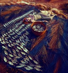 Stunning Sea Nymphs Wash Ashore in Sparkling Fashion - My Modern Metropolis