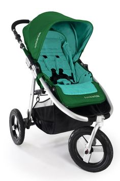 Top 4 Non-Toxic Strollers: Bumbleride Indie Jogger Stroller