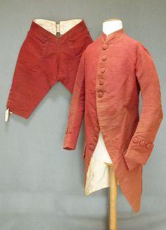 Velvet Gentleman's Suit at Meg Andrews 18th Century Dress, 18th Century Costume, 18th Century Clothing, 18th Century Fashion, Historical Costume, Historical Clothing, Period Outfit, Period Costumes, Velvet Suit