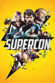 A rag-tag group of former TV stars and comic book artists, who make their living working at conventions, decide to steal the loot from a crooked promoter and an overbearing former TV icon. Mike Epps, Clancy Brown, Ryan Kwanten, Maggie Grace, John Malkovich, Hd Movies Online, 2018 Movies, Streaming Vf, Streaming Movies