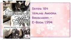 Charleen's Traumbibliothek: [Rezension] Adriana Machac & Robert Dyda - Eine sc...