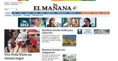 En solo una semana, dos diarios de Taumalipas, México, han sido atacados. El último viernes, El diario El Mañana fue baleado. No hubo herido, pero sí daños materiales, de acuerdo con ANSA.
