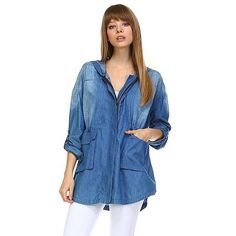 #tgif Light denim jacket just arrived!!! Have a great weekend everyone!!! #commeusa #fashion #trend #boutique #style #ootd #youngcontemporary #dtla #showroom #women #wholesale