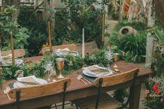 Naturalist Greenhouse Wedding Inspiration | Green Wedding Shoes Wedding Blog | Wedding Trends for Stylish + Creative Brides