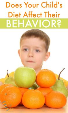 Does Your Child's Diet Affect Their Behavior? | Is it Behavior? Or is it Sensory? a series | www.GoldenReflectionsBlog.com