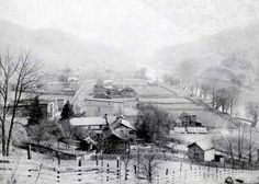 Clinchport, VA...the place of my childhood...early 1900's.