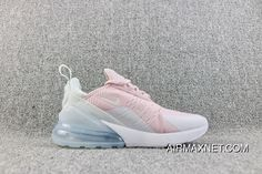 Women's Nike Air Max 270 Flyknit Multicolor Tones AH6803 003 Best