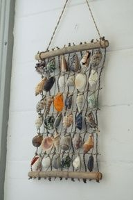 Fun summer craft ideas for shells - Google Search