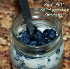 Fuel Pull Refrigerator Oatmeal