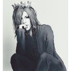 Aoi, the GazettE, fan art