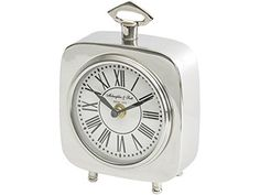 Ormond Square Silver Metal Carriage Clock Artisanti https://www.amazon.co.uk/dp/B01M10R8T5/ref=cm_sw_r_pi_dp_x_ZjyUyb51W474X