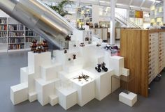 Der Hauptsitz der LEGO-Firma http://kunstop.de/der-hauptsitz-der-lego-firma/ #Hauptsitz #LEGO #Firma #Interior #Design