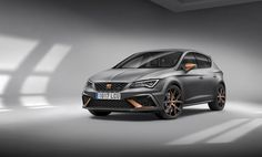 New Leon Cupra R Is Seat's Most Powerful Road Car Ever