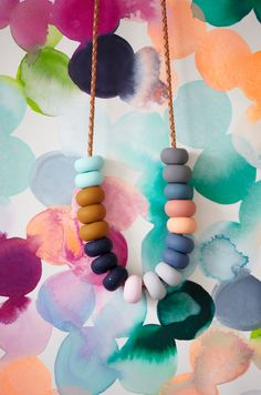 ACCESSORY | Beaded Necklace