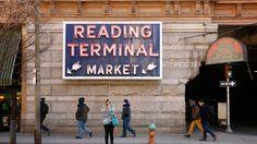 A look inside Reading Terminal Market in Philadelphia