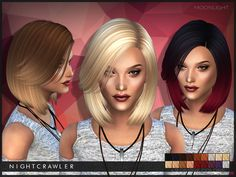 The Sims Resource: Nightcrawler-Moonlight • Sims 4 Downloads