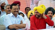 Delhi Chief Minister Arvind Kejriwal could be AAP CM candidate for Punjab #AAP #ArvindKejriwal #Punjab #Candidate #Politics #Election #Delhi #Uthestory