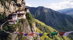 Paspoort – Bhutan
