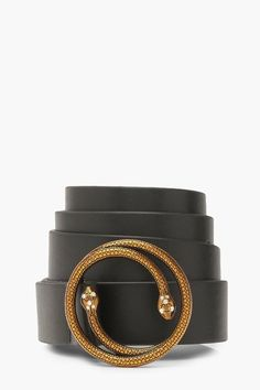 Womens Double Snake Detail Belt - black - One Size Pastel Nail Polish, Pastel Nails, Body Glitter, Oversized Sunglasses, Black Belt, Pop Fashion, Boohoo, Fashion Forward, How To Find Out