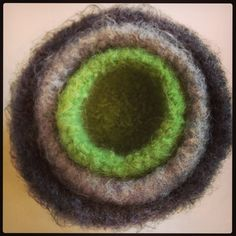 Customize your own nesting bowls  Set of 3 by #snowytreedesign, $40.00 #handcrafted #homedesign #interiordesign #storage #etsy #madeinbc #bcmade #vancouverisland #felted #feltedbowls #canada
