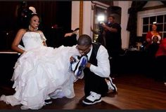 Sneakers Will Be Worn At My Wedding Period