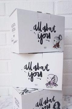 ALL ABOUT YOU – THE BOX | S A R A • W O O D R O W