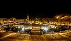 Plaza de Espana by Balazs B. on 500px