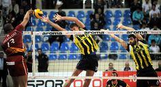 Voleybolda da Fenerbahçe - Galatasaray derbisi