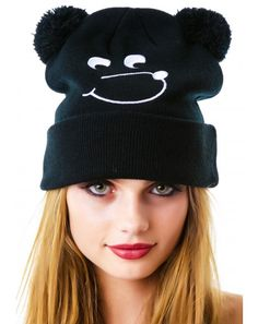 Wide-brim Hat, Beanie, Festival Shorts, Bear Face, Bobble Hats, Cute Hats, Hat Hairstyles, Bad Hair Day, Online Clothing Stores