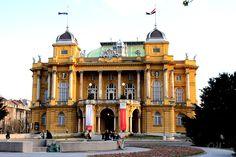 ZAGREB - Inspirationen von Edina, vom Blog Purple Moments