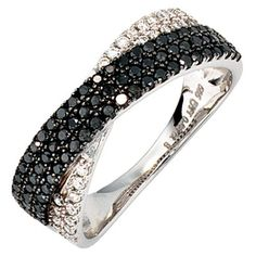 Dreambase Damen-Ring 100 Diamant-Brillanten 14 Karat (585) Weißgold 0.68 ct. 54 (17.2) von Dreambase, http://www.amazon.de/dp/B00AEEE4MC/ref=cm_sw_r_pi_dp_W6W-qb1164VSZ