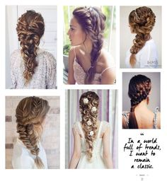 """""""Brunette Braids"""" by sav16 ❤ liked on Polyvore featuring Disney"""