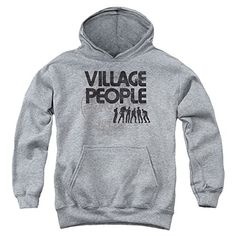 The Village People Stamped Big Boys Pullover Hoodie - http://bandshirts.org/product/the-village-people-stamped-big-boys-pullover-hoodie/