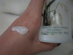 The Fabulous of Life: Allegretti prodotti tricologici e cosmetici - Restructuring cream with rice proteins
