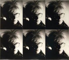 Self-Portrait  Andy Warhol (American, Pittsburgh, Pennsylvania 1928–1987 New York City) Gelatin Silver print, 1986.