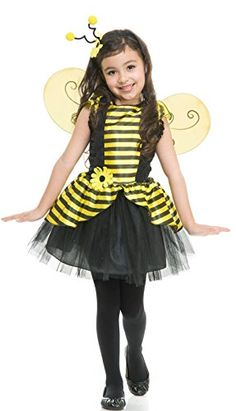 Charades Costumes Sweet Bee GirlsXSmall 46 * Check out this great product-affiliate link.