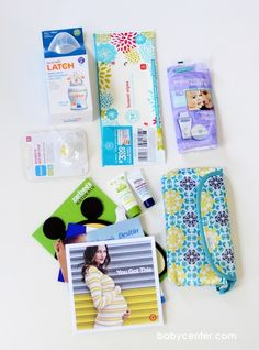 Favorite baby registry items from Target.