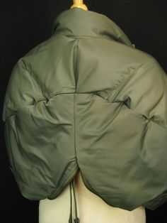 Military Khaki Green Jacket-Junya Watanabe F/W 06.07
