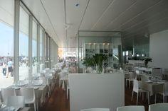 America's Cup Valencia - Mar de Bamboo Restaurant #architecture