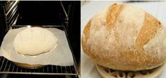 recept_na_domací_chleb Romanian Food, Ciabatta, Hamburger, Bread, Cookies, Menu, Basket, White Bread, Adrenal Cortex