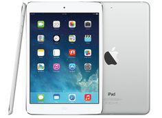 The new iPad mini has a super-sharp Retina display and packs all of the power of the iPad Air into a more portable package. [4.5 out of 5 stars]