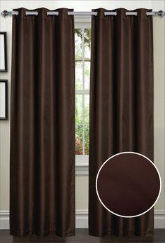 Dot Thermal Blackout Curtain Panels