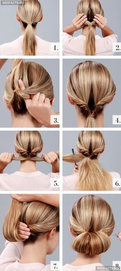 Easy Hairstyles For Medium Length Hair Fair Easy Updo For Medium Length Hair  Natural Hair Style Braids