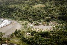 Tanna, uma ilha com cerca de 40 quilômetros de comprimento, 19 km de largura e pertencente a Vanuatu, na Melanésia.